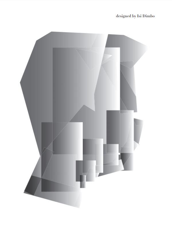 Polygonkopf aus Broschüre von Isi